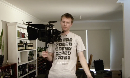 Cinevate DSLR Camera Rig Setup Overview