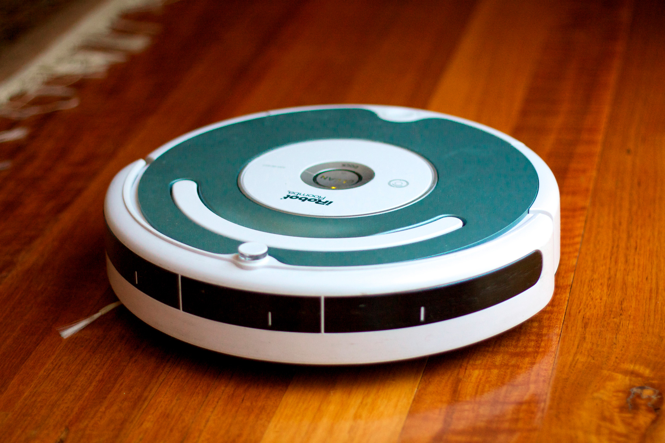 Fix a clicking Roomba 530 vacuum cleaner