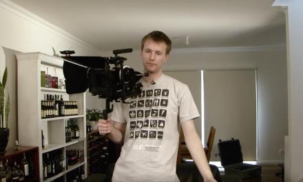 Cinevate DSLR Camera Rig Setup Overview